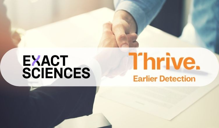 Exact Sciences to Acquire Thrive Earlier Detection for ~$2.15B
