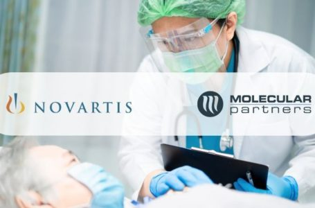 Novartis Signs an Option and License Agreement with Molecular Partners to Develop Two DARPin Therapies for COVID-19