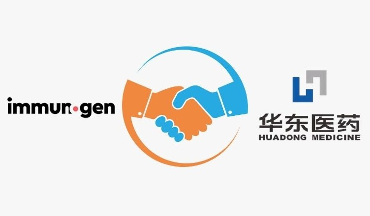 ImmunoGen Signs an Agreement with Huadong to Develop & Commercialize Mirvetuximab Soravtansine in Greater China