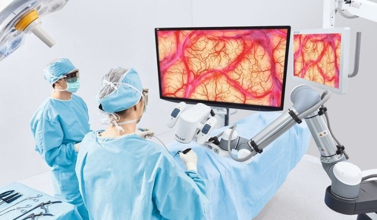 True Digital Surgery and Aescula Launch Aesculap Aeos Robotic Digital Microscope in US