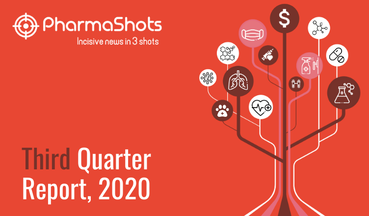 PharmaShots' Key Highlights of Third Quarter 2020