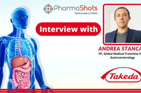 ViewPoints Interview: Takeda's Andrea Stancati Shares Insights on Entyvio (vedolizumab) SC Formulation