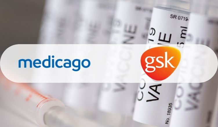 GSK and Medicago Initiate P-II/III Study of its Plant-Derived COVID-19 Vaccine