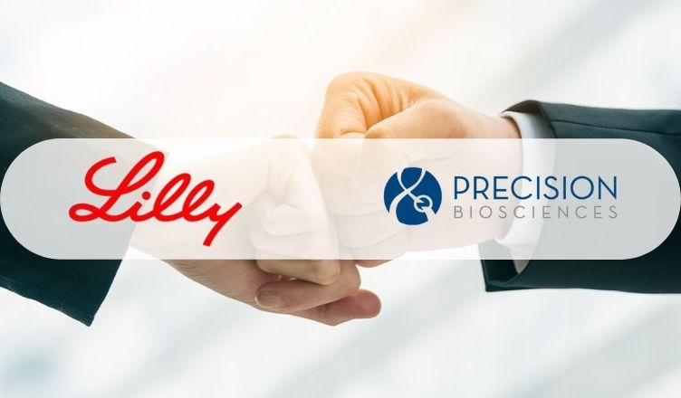 Eli Lilly Signs an Exclusive Agreement with Precision BioSciences on Genome Editing Research