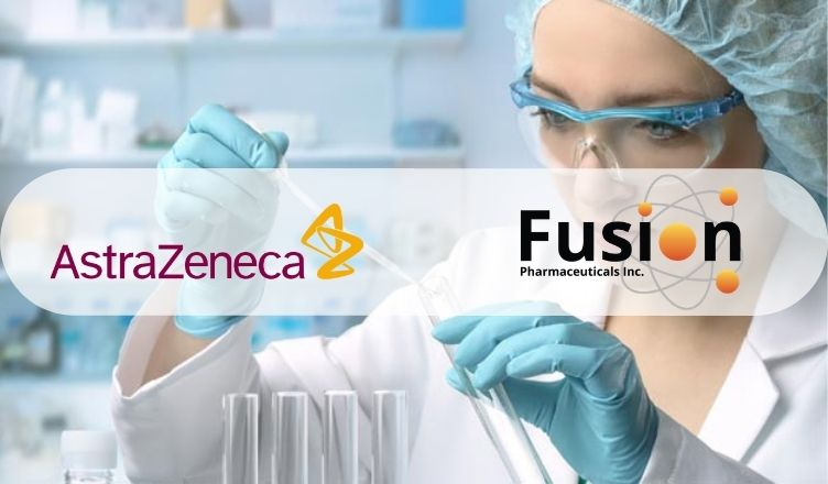 AstraZeneca and Fusion Collaborate to Develop and Commercialize Radiopharmaceuticals and Combination Therapies for Cancer