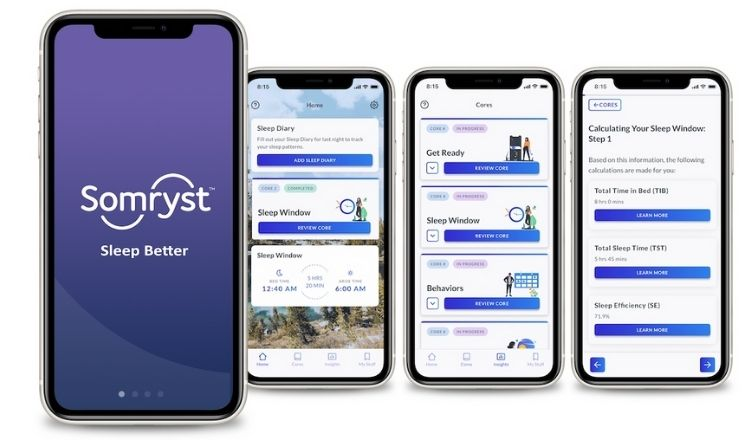 Pear Therapeutics Launches Somryst Insomnia App Via an End-to-End Virtual Care Experience