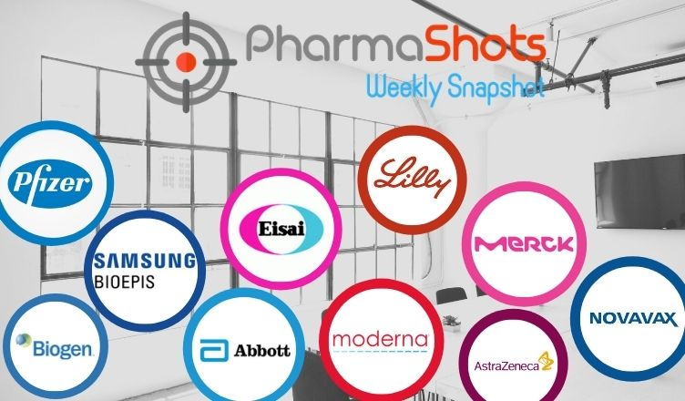 PharmaShots Weekly Snapshots (Nov 09-13, 2020)