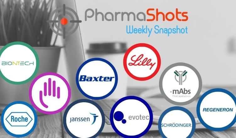 PharmaShots Weekly Snapshot (Nov 23 – 27, 2020)