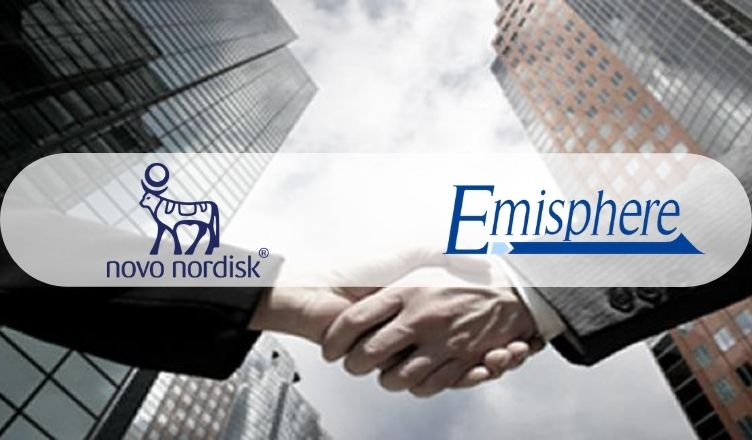 Novo Nordisk to Acquire Emisphere Technologies for $1.8B