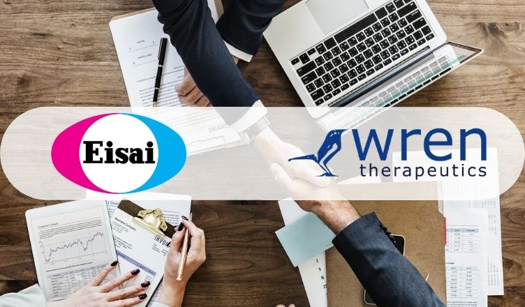 Eisai Sign a Research Agreement with Wren Therapeutics to Discover Potential Treatment for Synucleinopathies