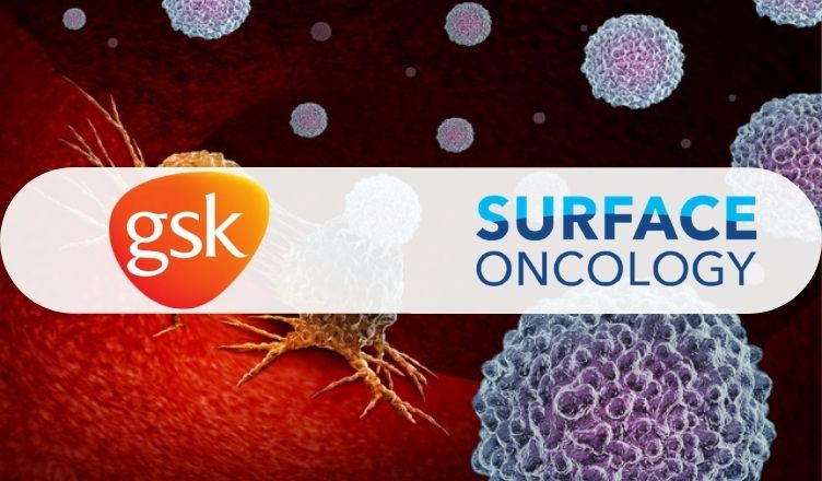 GSK Signs an Exclusive License Agreement with Surface Oncology to Develop and Commercialize SRF813