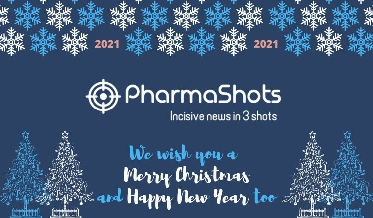 PharmaShots Wishes you a Merry Christmas and a Happy New Year
