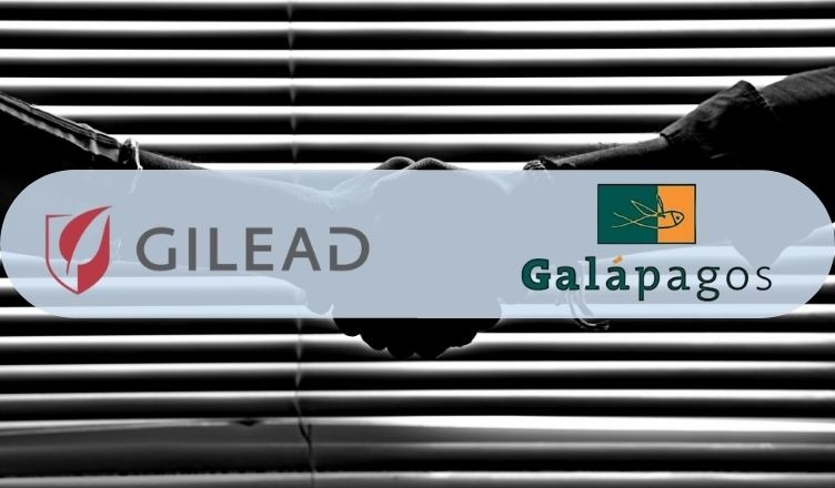 Gilead Amends Agreement with Galapagos for Development and Commercialization of Jyseleca (filgotinib)