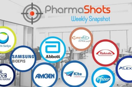 PharmaShots Weekly Snapshots (Dec 14-18, 2020)