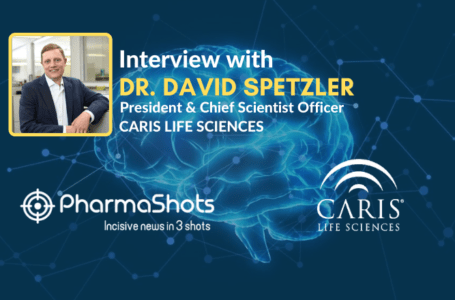ViewPoints Interview: Caris Life Sciences' Dr. Spetzler Shares Insight on AI-Powered Clinico-Genomic Data Platform