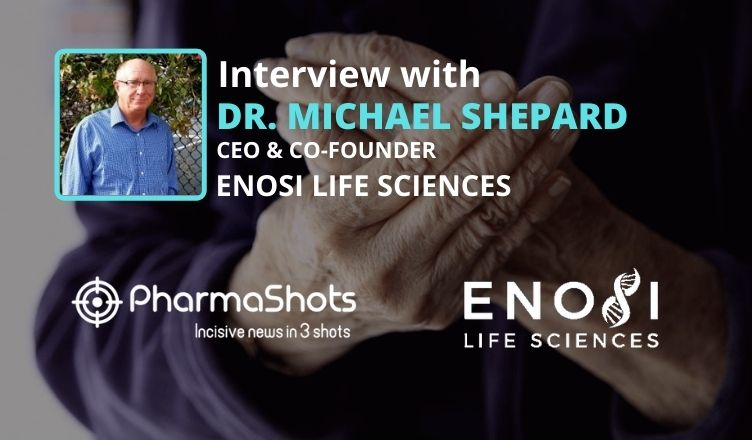 ViewPoints Interview: Enosi LifeSciences' Dr. H. Michael Shepard Shares Insights on TNF-Inhibiting Molecules
