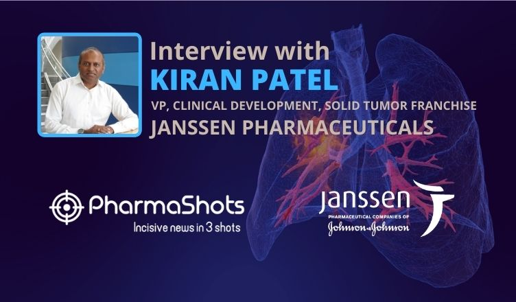 ViewPoints Interview: Janssen's Kiran Patel Shares Insights on Amivantamab for Metastatic EGFR Exon 20+ NSCLC