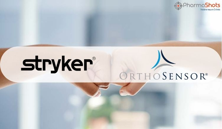 Stryker Acquires OrthoSensor and its Knee Surgery Sensor Technology