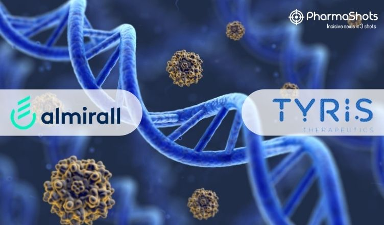 Almirall and Tyris Collaborate to Develop Next Generation Gene Therapies