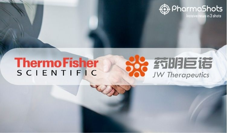 Thermo Fisher Collaborates with JW Therapeutics for CAR-T Therapies in China