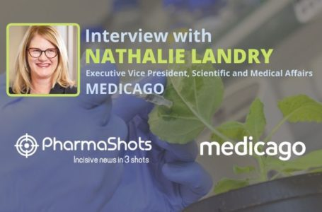 ViewPoints Interview: Medicago's Nathalie Landry Shares Insight on  Plant-Derived Vaccine for COVID-19