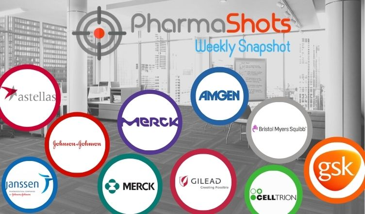PharmaShots Weekly Snapshot (Feb 01-05, 2021)