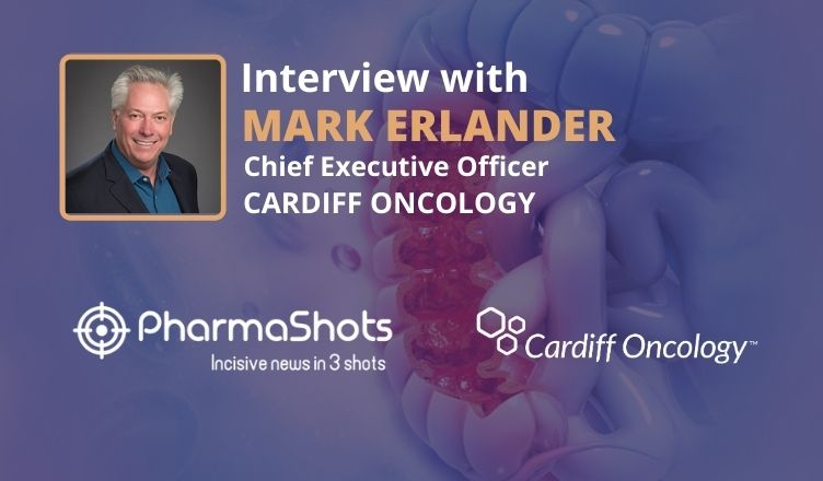 ViewPoints Interview: Cardiff Oncology's Mark Erlander Shares Insight on the P-I Data of Onvansertib for Metastatic Colorectal Cancer