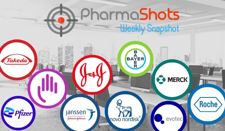 PharmaShots Weekly Snapshots (Mar 22 – 26, 2021)