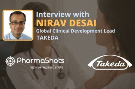 ViewPoints Interview: Takeda's Nirav Desai Shares Insight on Data of TAK-721 Presented at ACG 2020