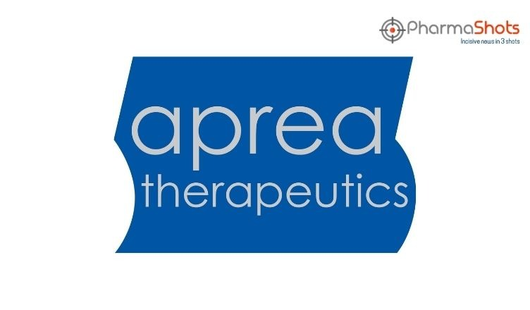 Aprea's APR-246 Receives the US FDA's Breakthrough Therapy Designation for Myelodysplastic Syndromes with a TP53 Mutation