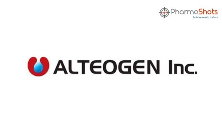 Alteogen Reports Completion of P-I Study of ALT-L9 (biosimilar, aflibercept) in Korea