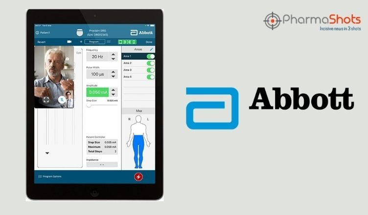 Abbott Launches NeuroSphere Virtual Clinic for Remote Neurostim Programming in the US
