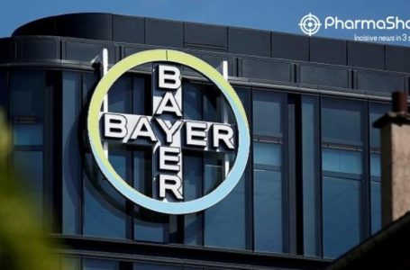 Bayer Reports Results of Aliqopa (copanlisib) + Rituximab in P-III CHRONOS-3 Study for Relapsed Indolent Non-Hodgkin's Lymphoma