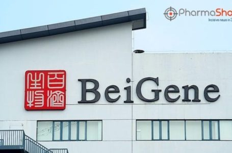 BeiGene Reports NMPA's Acceptance of sBLA for Tislelizumab to Treat Esophageal Squamous Cell Carcinoma in China
