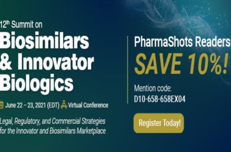 12th Summit on Biosimilars & Innovator Biologics