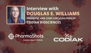 ViewPoints Interview: Codiak BioSciences' Douglas E. Williams Shares Insight on the Potential of its Engineered Exosomes