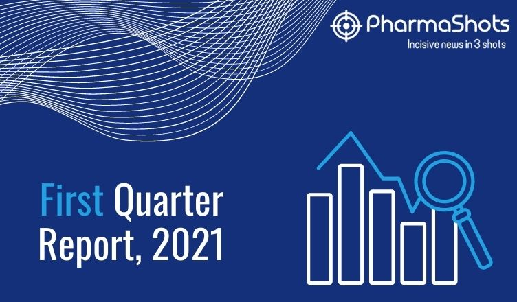 PharmaShots' Key Highlights of First Quarter 2021