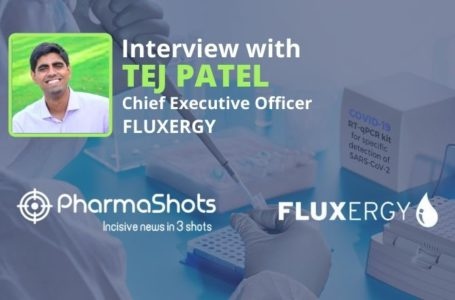 ViewPoints Interview: Fluxergy's Tej Patel Shares Insight on Multimodal Diagnostic System