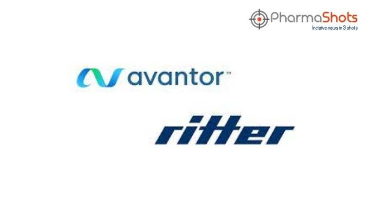 Avantor to Acquire Ritter and its Affiliates for ~$1.06B