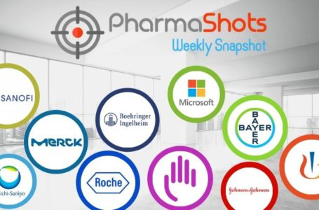 PharmaShots Weekly Snapshots (Apr 12 – 16, 2021)