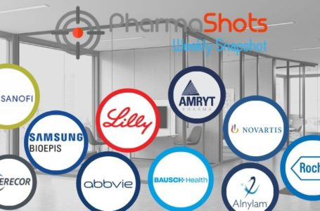 PharmaShots Weekly Snapshots (Mar 29 – Apr 02, 2021)