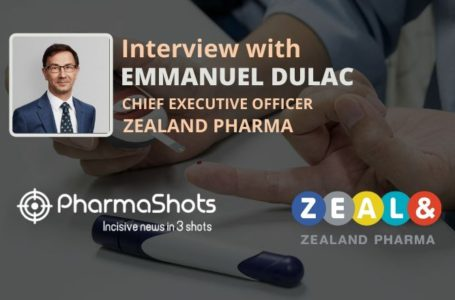 ViewPoints Interview: Zealand Pharma's Emmanuel Dulac Shares Insights on Zegalogue  for Severe Hypoglycemia in Pediatric and Adult Patients with Diabetes