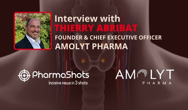 ViewPoints Interview: Amolyt Pharma's Thierry Abribat Shares Insight on AZP-3601 for Hypoparathyroidism