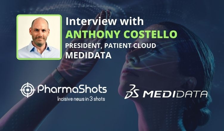 ViewPoints Interview: Medidata's Anthony Costello Shares Insights on the Transformative Sensor Cloud Platform for Connected Devices and Wearable Sensors in Clinical Trials