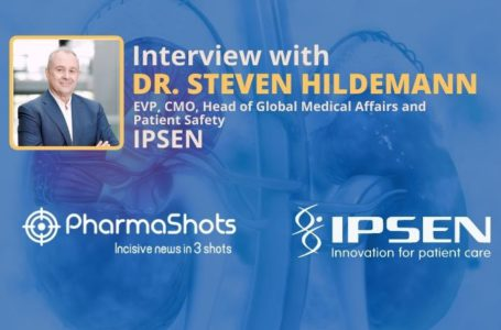 ViewPoints Interview: Ipsen's Dr. Med. Steven Hildemann Shares Insight on the EC's Approval of Cabometyx + Nivolumab for Advanced Renal Cell Carcinoma