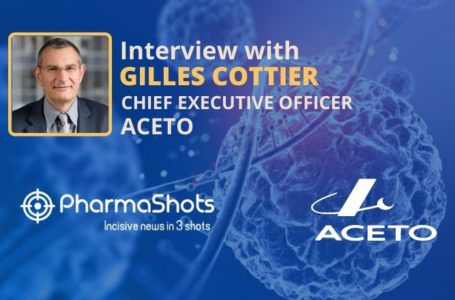 ViewPoints Interview: Aceto's Gilles Cottier Shares Insight on the Acquisition of A&C and IsleChem