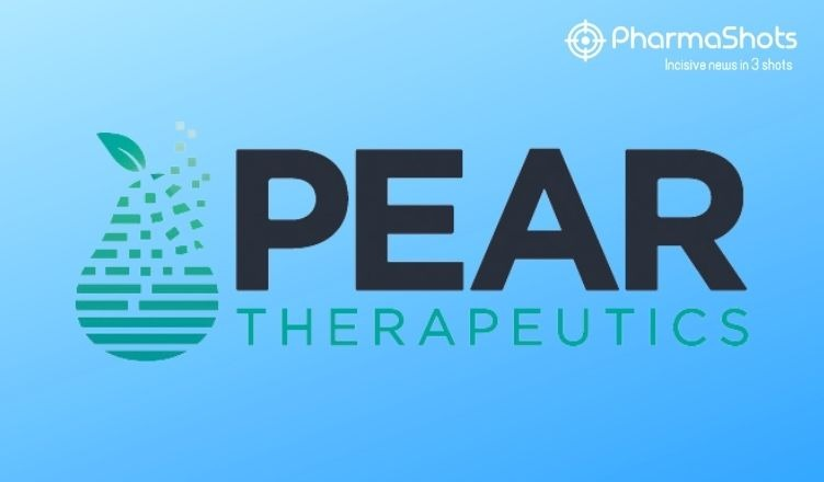 Pear Therapeutics to Become Public Via THMA SPAC Merger for ~$1.6B
