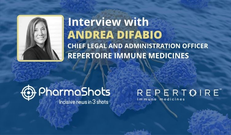ViewPoints Interview: Repertoire's Andrea DiFabio Shares Insights on the Importance of Series B Funding