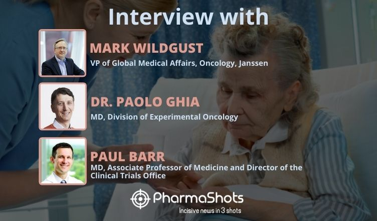 ViewPoints Interview: Janssen's Mark Wildgust along with Two Other Key Speakers Share Insights on Data Presented at ASCO 2021