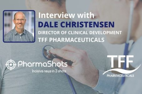 PharmaShots Interview: TFF's Dr. Dale Christensen Shares Insight on the Thin Film Freezing Technology